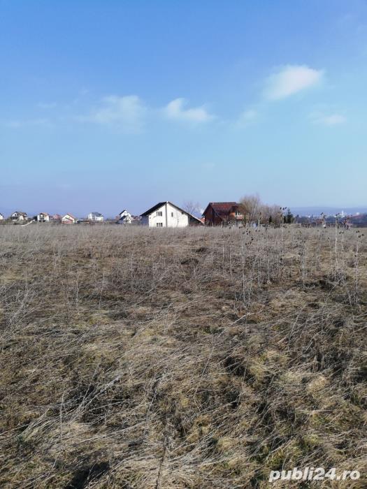 Vând 10 ari teren zonă Pădurea Rotundă Reghin - Imobiliare - Publi24.ro