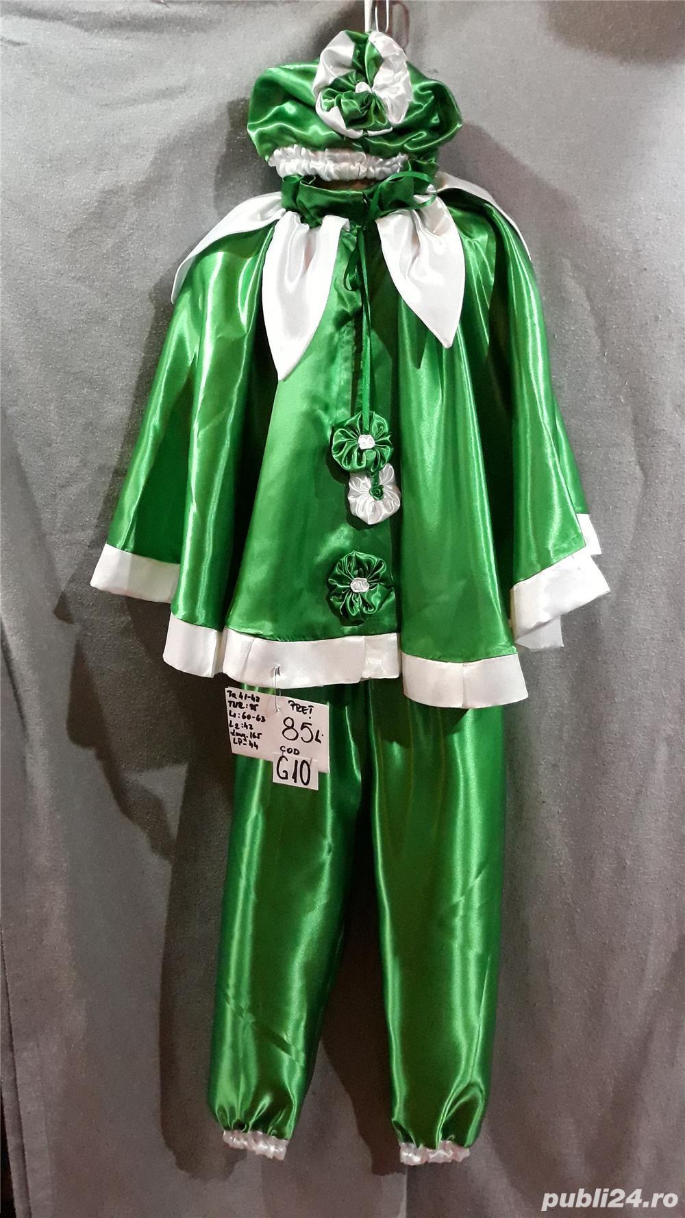 """Costum"""" Ghiocel """" pentru copii"""