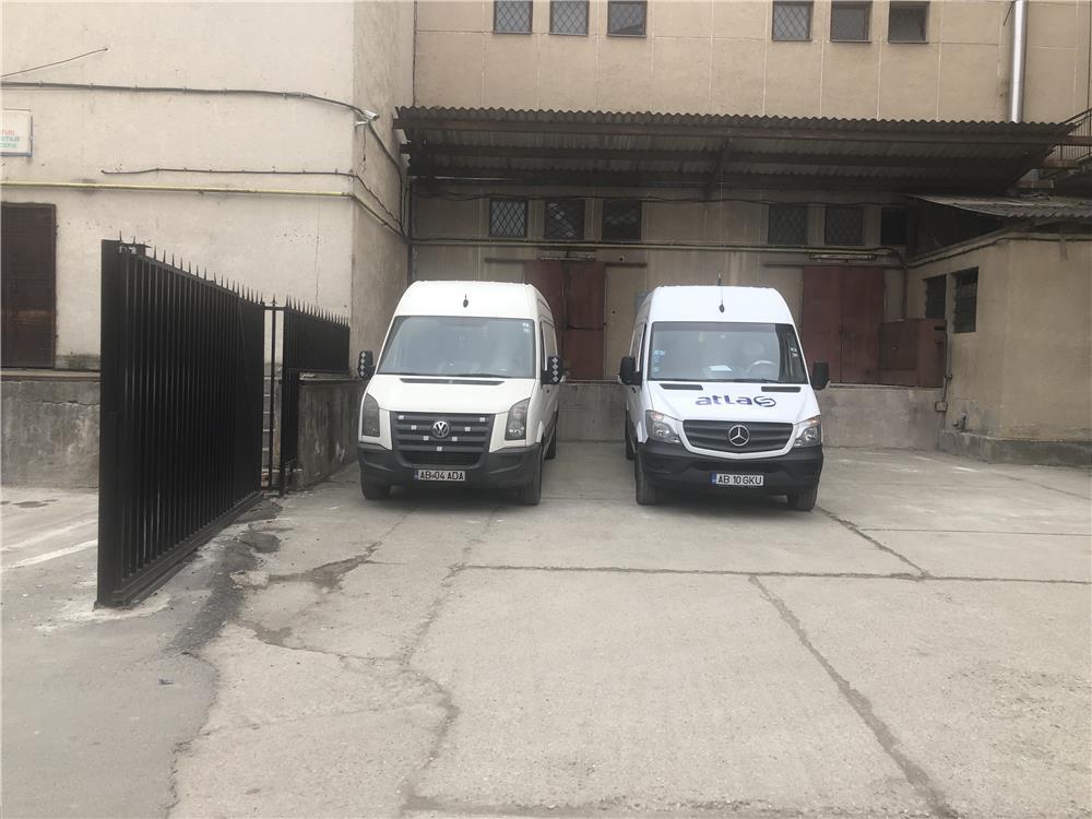 Transport marfa intern și internațional