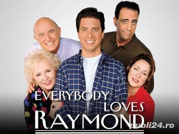 Everybody Loves Raymond (Dragul de Raymond) - complet (9 sezoane), subtitrat in romana