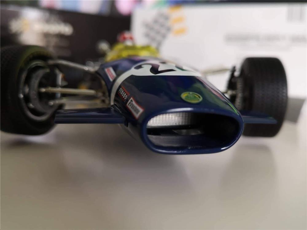 Exoto Lotus Type 49B 1968 world Champion J.Siffer #22