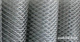Plasa de gard impletita si sudata 1,5m inaltime 20m lungime 110lei