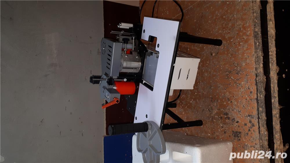 Masina de aplicat cant abs
