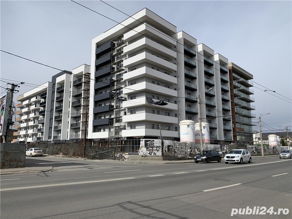 PF Vând apartament 2 camere bloc nou, Cartier Mărăști