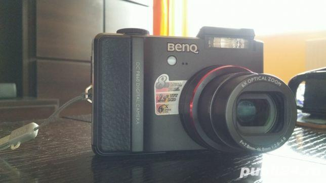 Camera foto digitala Benq P860 ca si noua