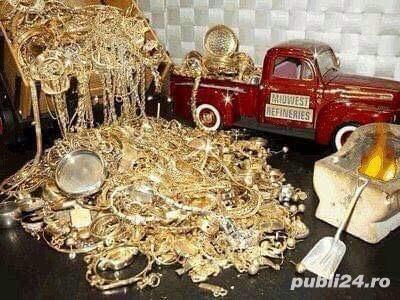 Aur 8-24k,argint,platina,ceasuri si diamante!