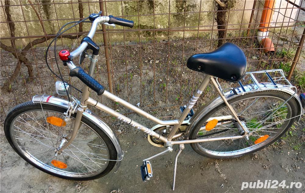 Bicicleta RECKE Special cu 3 viteze