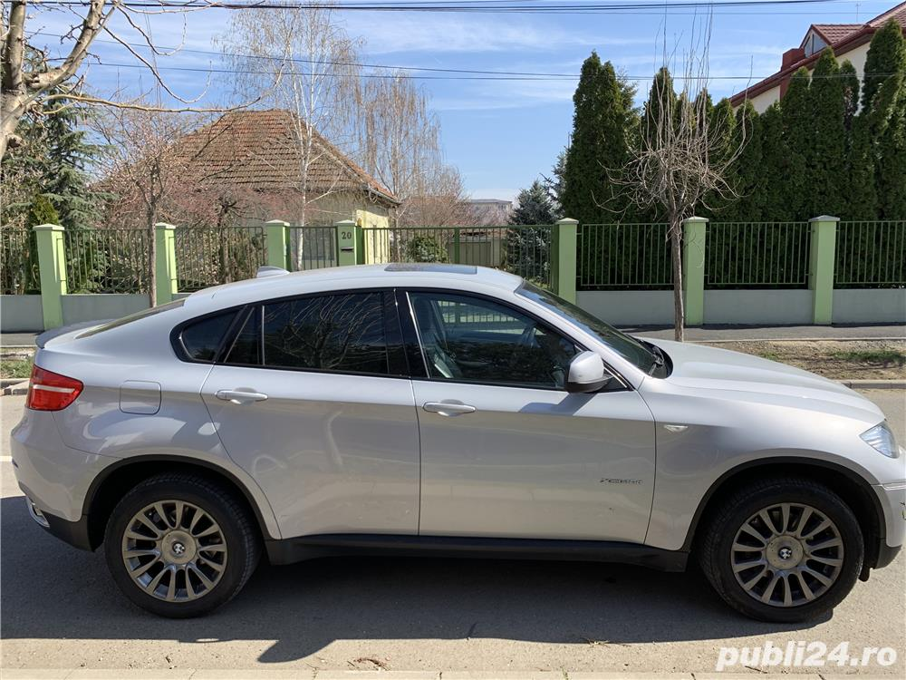 BMW X6 2010 XDrive BiTurbo 4.0d 306 Cp/ SoftClose Usi/ Camera 360/ Trapa
