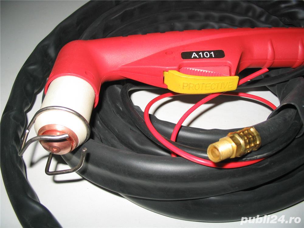 Pistolet de taiere manuala cu plasma TRAFIMET Ergocut A101, cu conectror STD, 5 metri