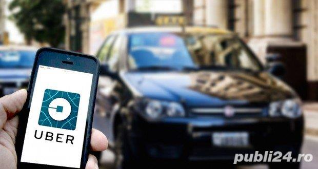 angajam soferi in bucuresti part time/full time    Partener Uber / Copii Conforme / Firma Autorizata