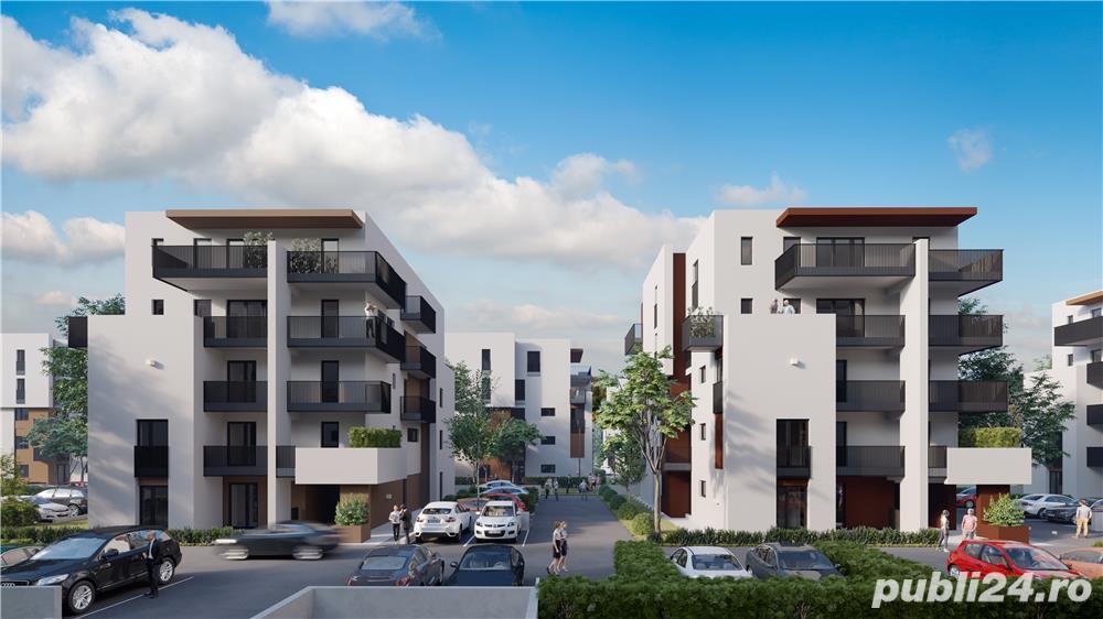 Apartament 3 camere - Romanescu Park Residence