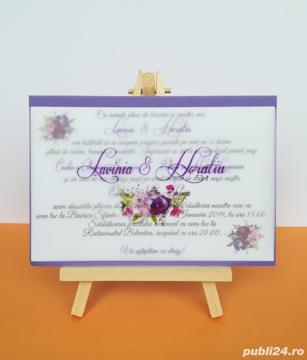 Invitatii Nunta și Botez Handmade Targu Jiu Servicii Publi24ro