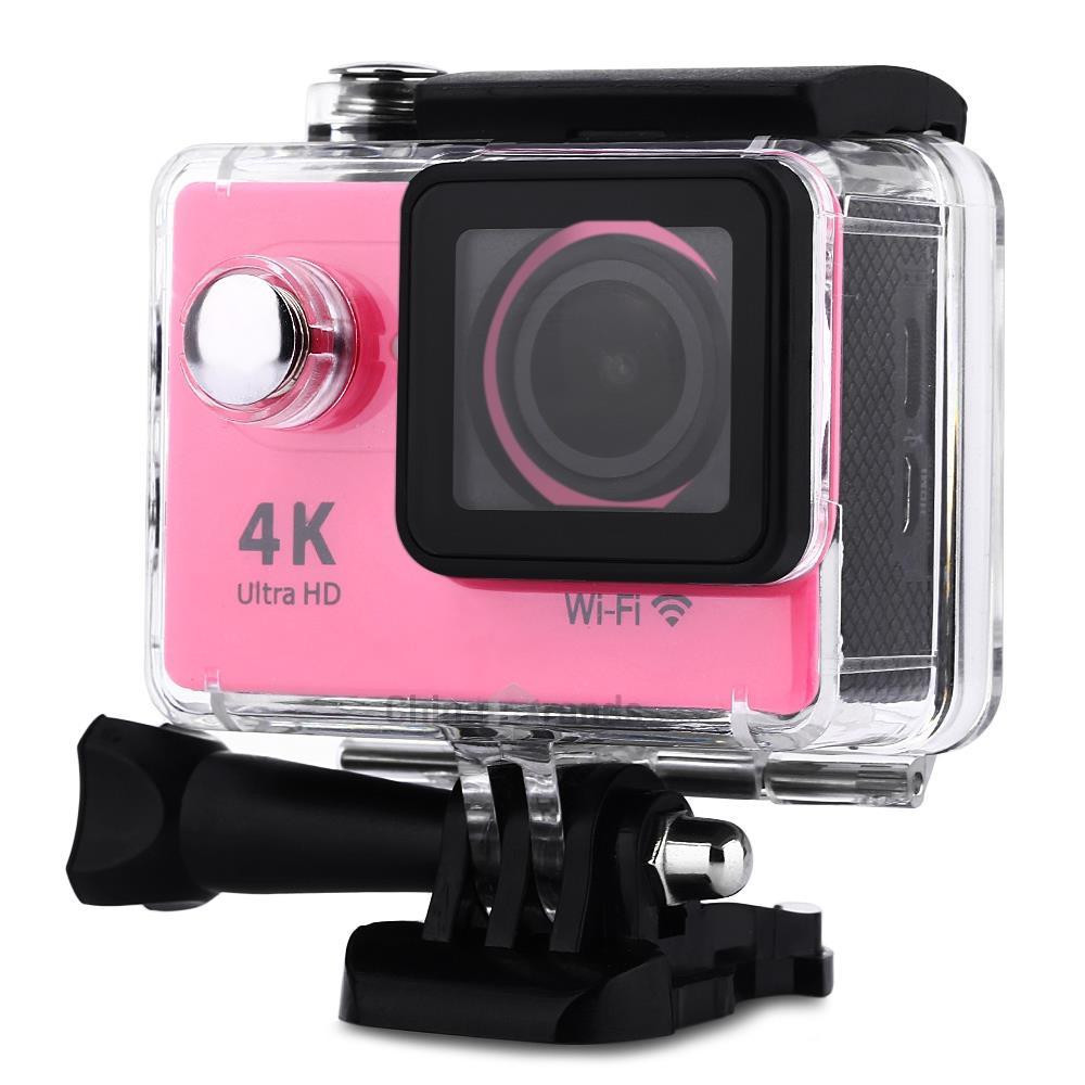 Action Camera 4k la 30 fps senzor de 16 MP,Asemanator GoPro Hero SJCAM