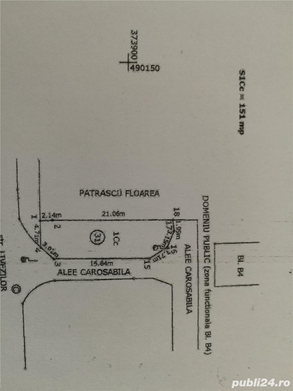 Teren Pitesti central