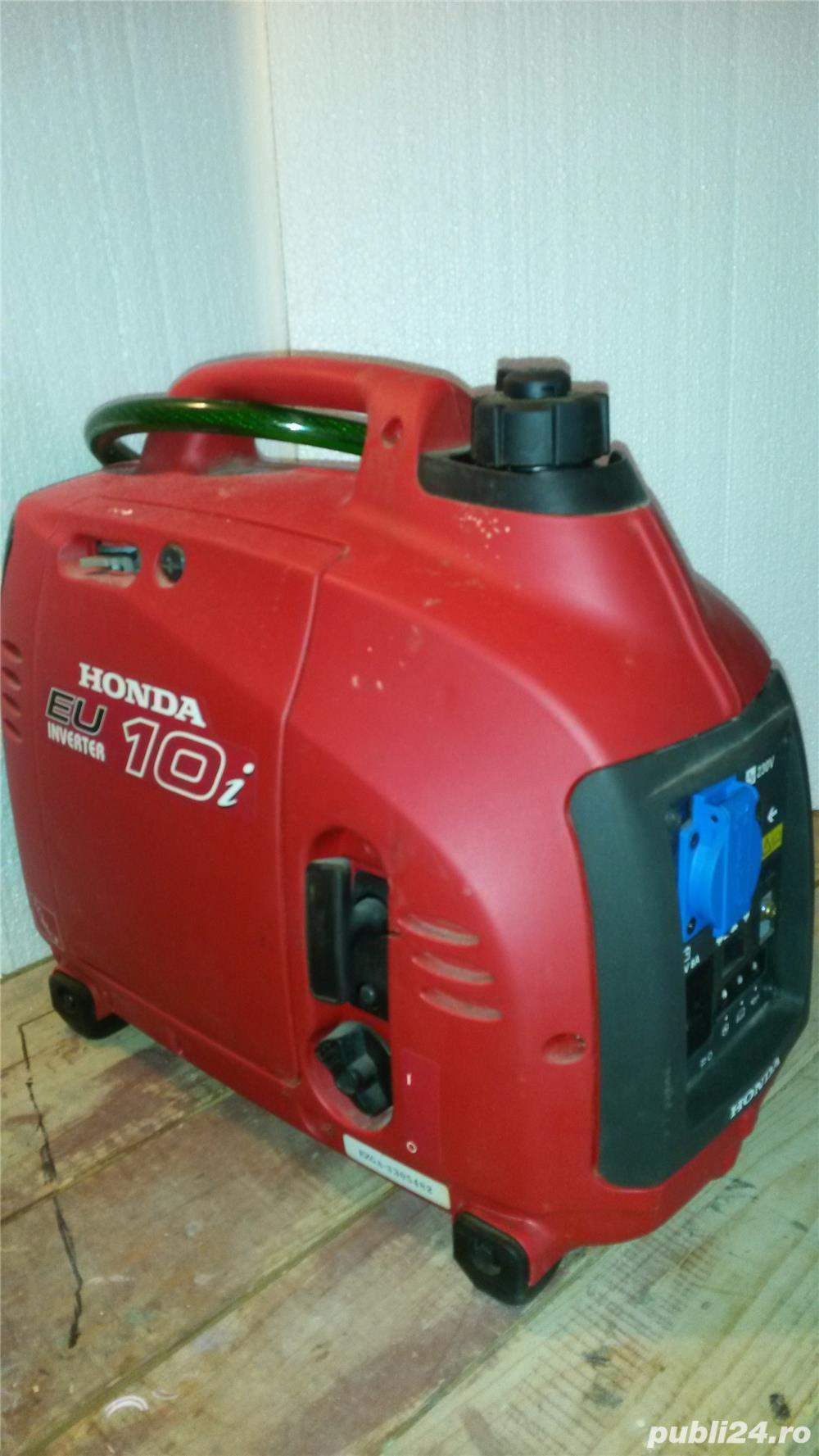 Vand generator curent HONDA EU 10i T1 (0,9 Kw)