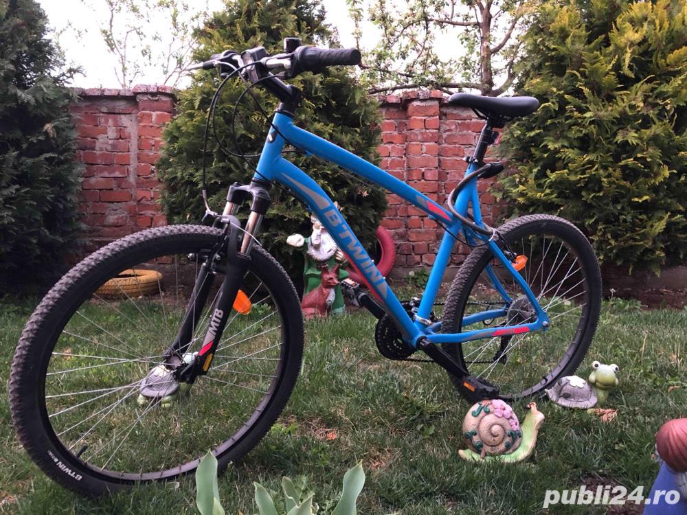 91bf35dad Bicicleta B-Twin Rockrider 340 Arad - Timp liber si sport - Publi24.ro