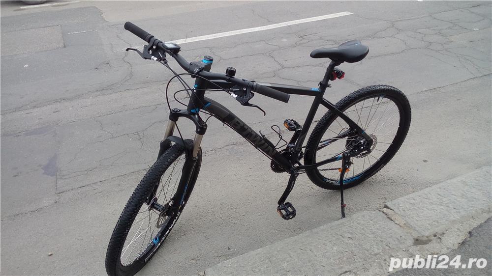 Vând bicicleta MTB B'WIN ROCKRIDER 520