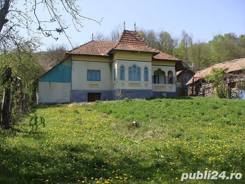 Casa Si Teren Valea Lunga Judet Dambovita Valea Lunga Imobiliare