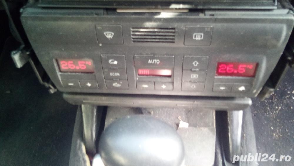Climatronic audi A6