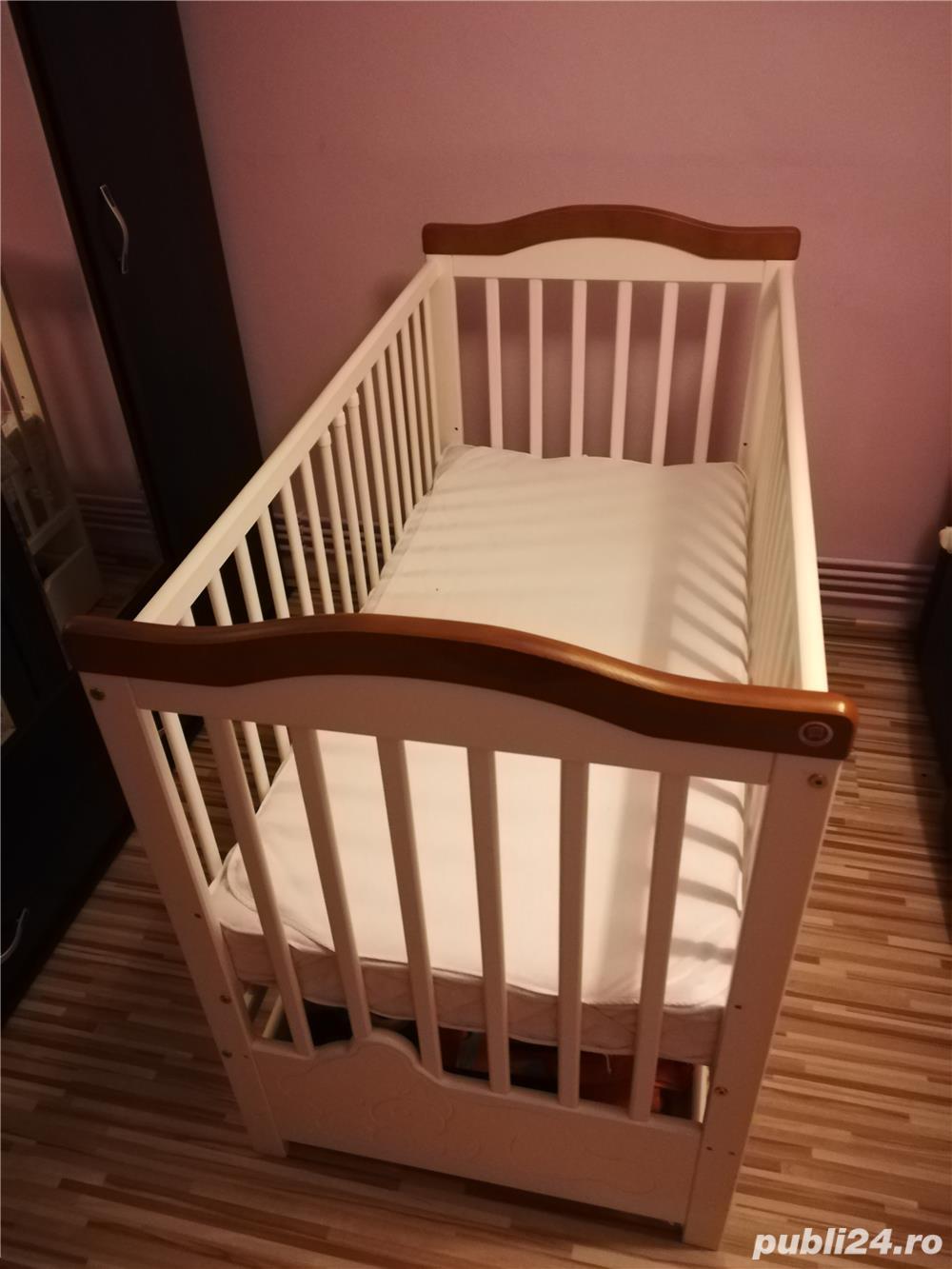 Pătuț bebeluș