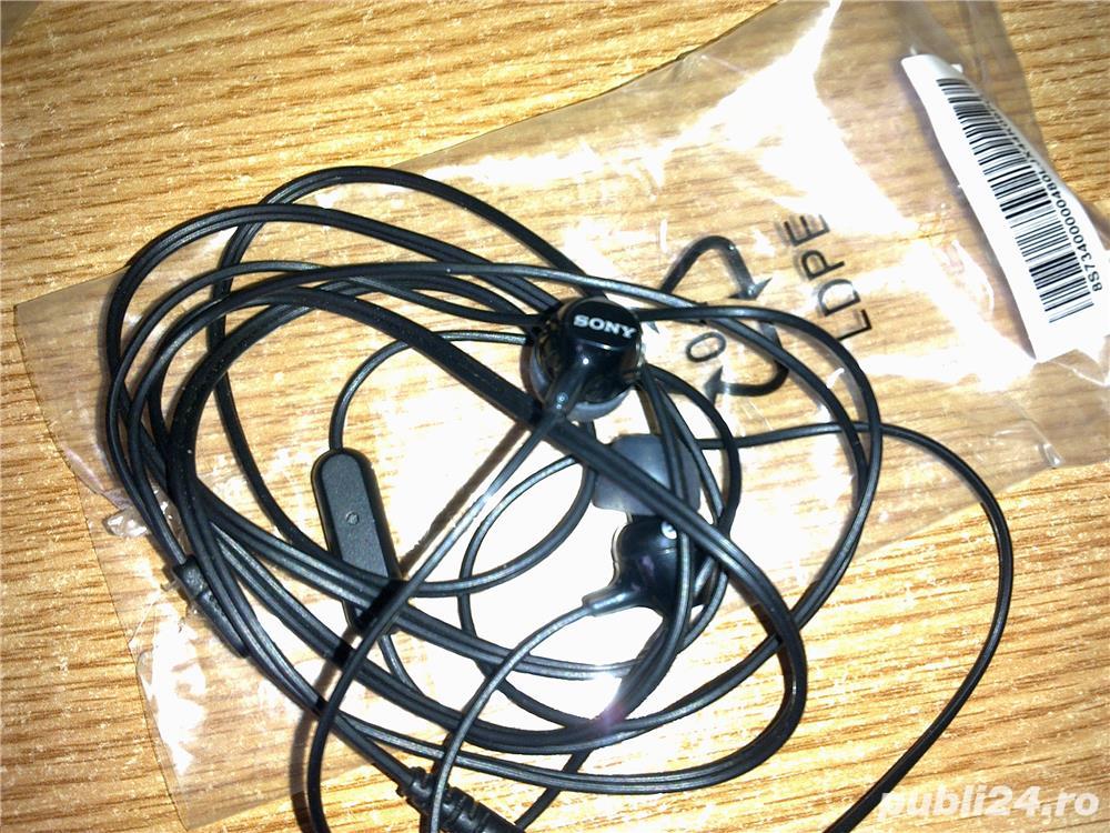 Casti audio In-ear Sony