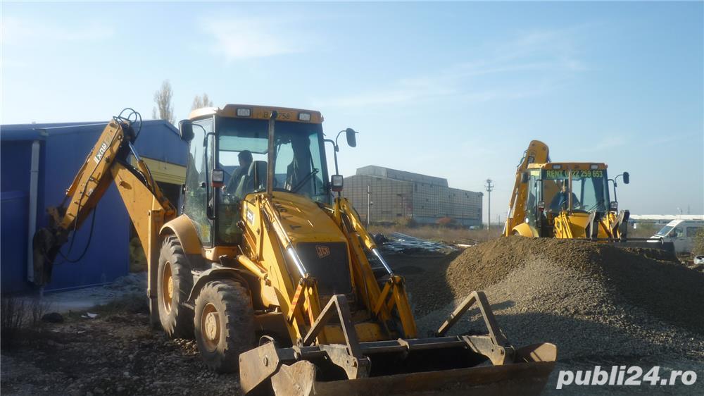 inchiriere buldoexcavator Chitila