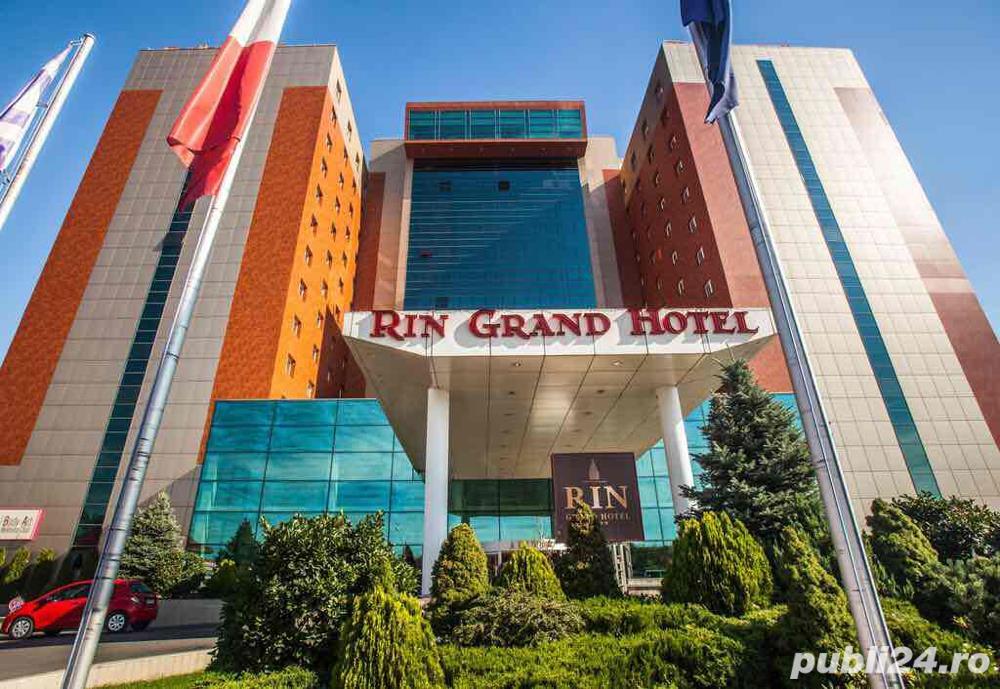 Camera in Hotelul Rin Grand