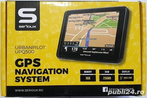 Gps Serioux HD 5 inch
