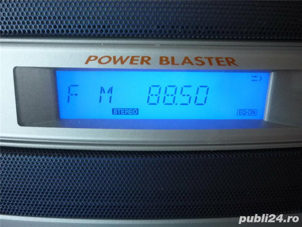 Radio-Casetofon-CD Panasonic RX-ED50