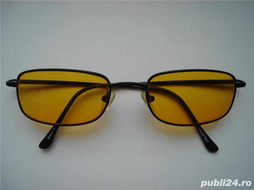 Ochelari cu lentile polarizante ,Design Italy