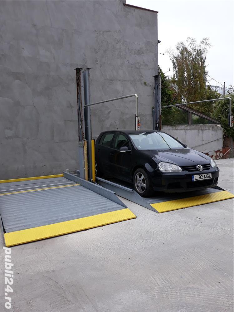 Sisteme de parcare tip Klaus