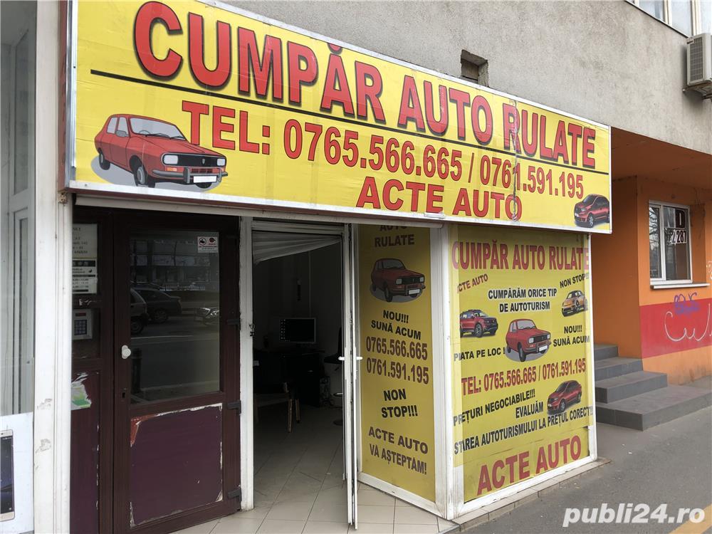 Cumpăr auto București 0763906909