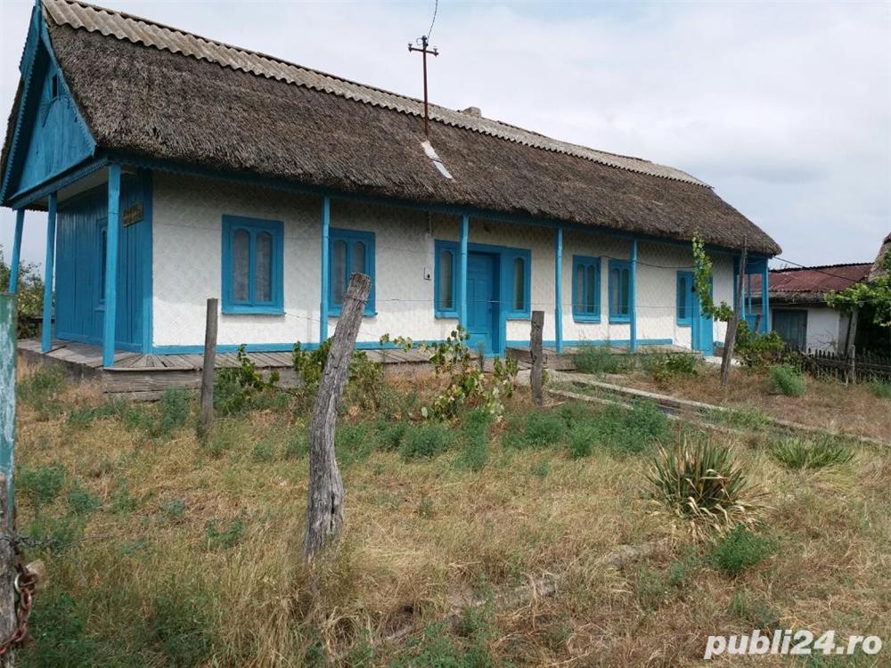 Casa in Satul Letea  Judetul Tulcea