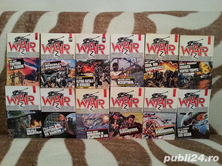 COMANDO WAR Z COLECTIE (12 VOL)