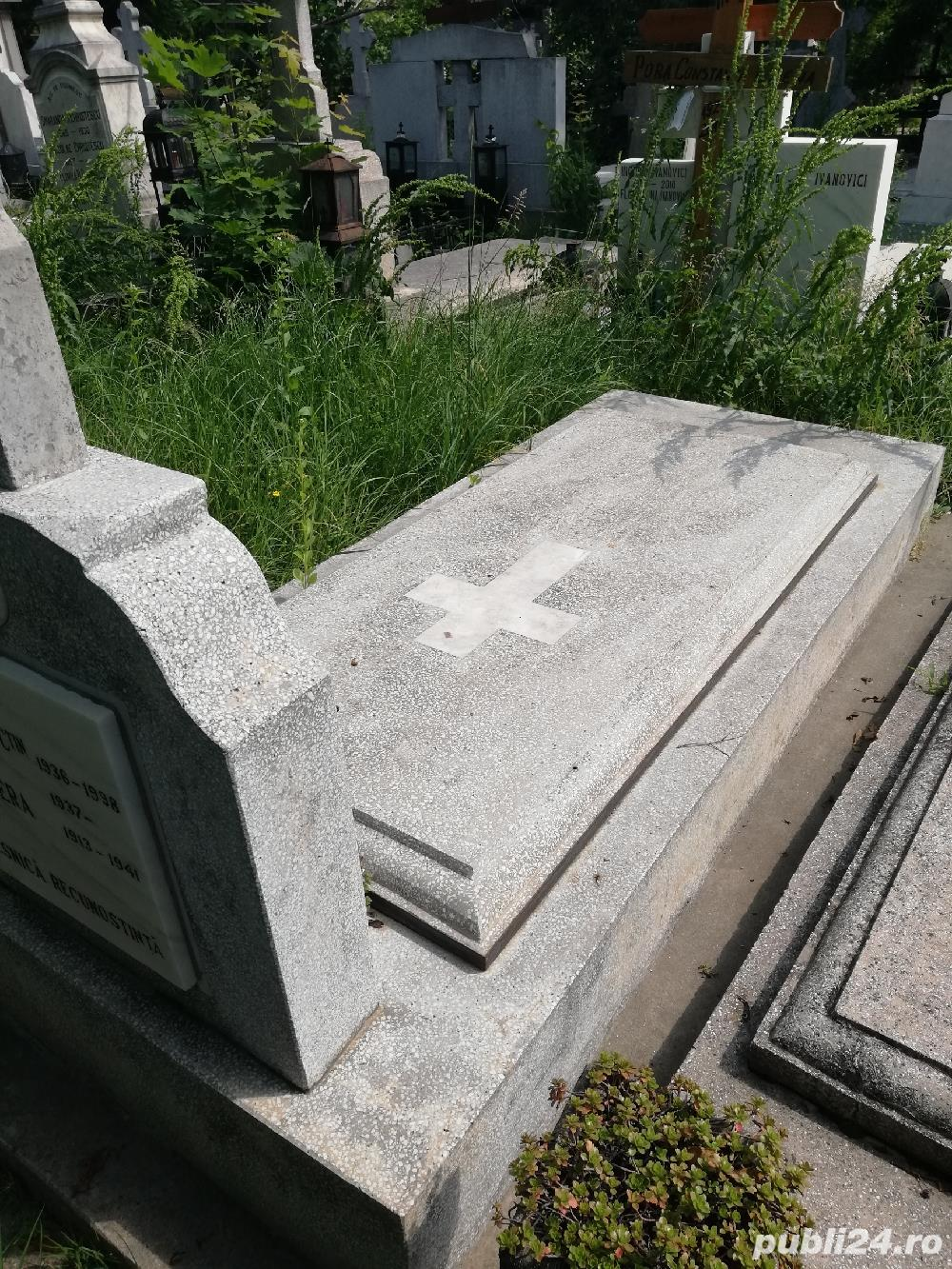 Proprietar, vand/donez loc de veci la Cimitirul Belu ortodox