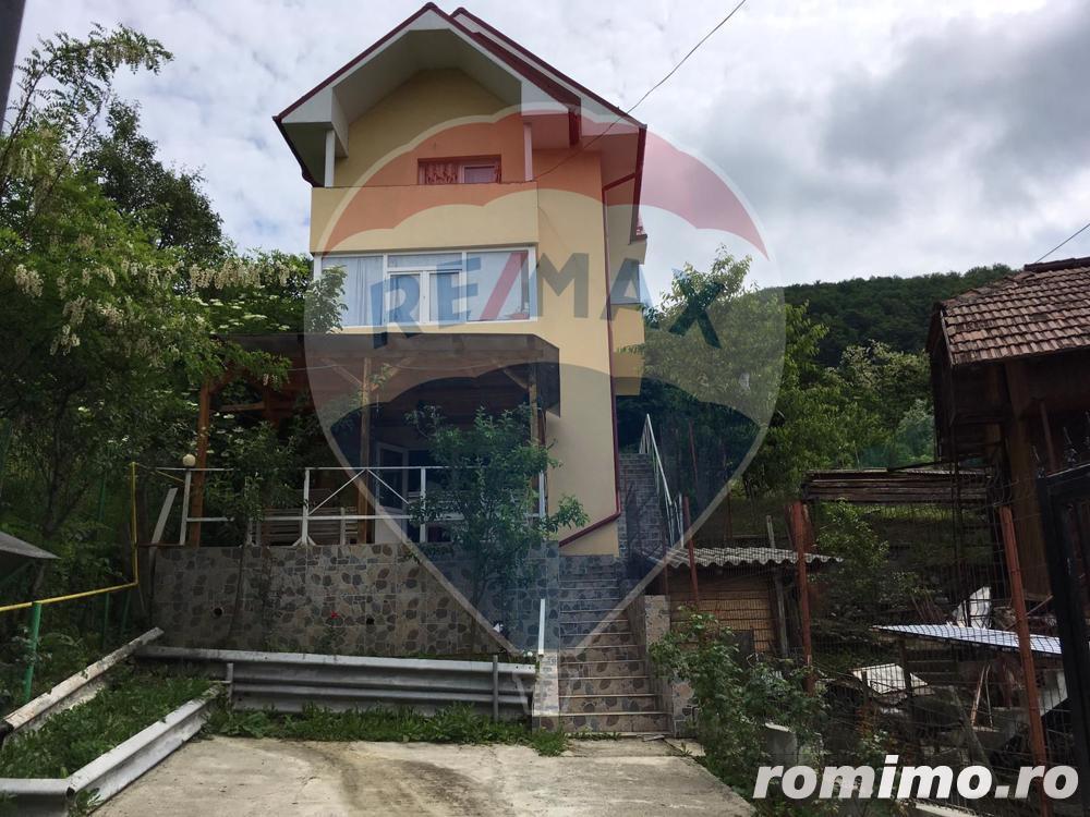 Vilă Olănești | 5 camere | Comision 0%