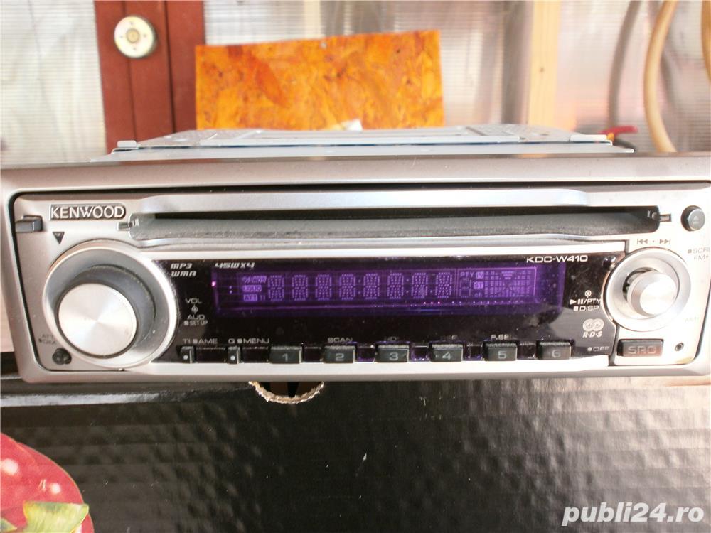 radio cd cu mp3 kenwood