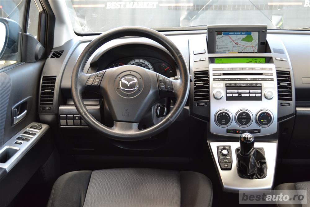 Mazda 5 GT an:2007=avans 0 % rate fixe = aprobarea creditului in 2 ore = autohaus vindem si in rate