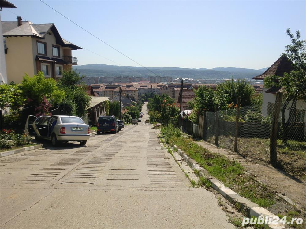 Teren constructie casa Rm Valcea Dobrogeanu Gherea 400mp