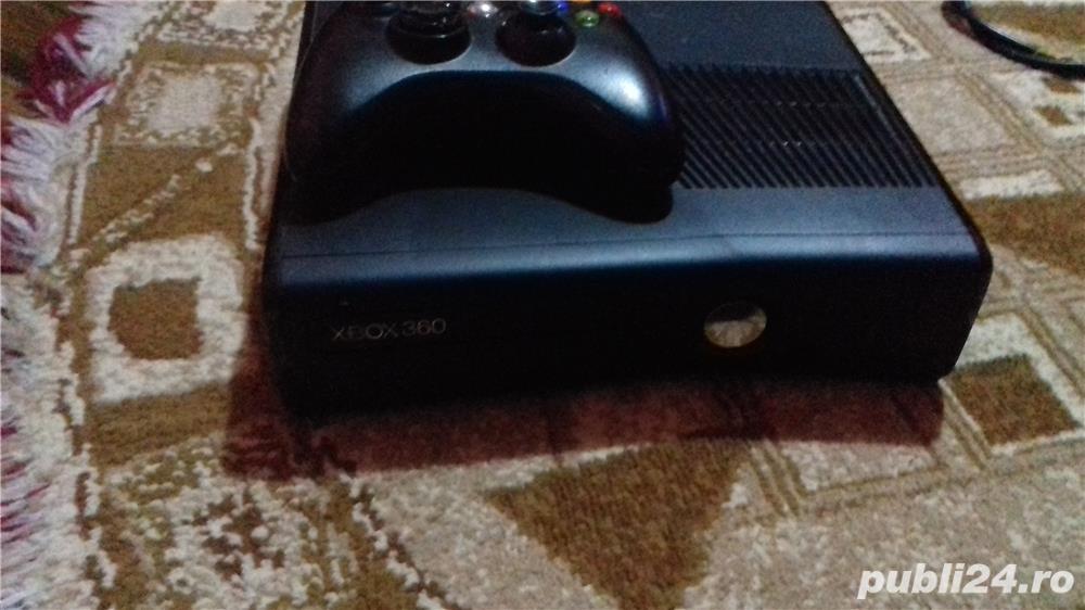 Xbox360 + 7 jocuri + kinect
