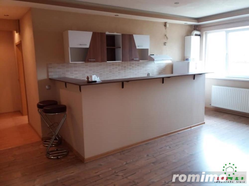 Apartament 3 camere de inchiriat in Sibiu in Cartierul Alma