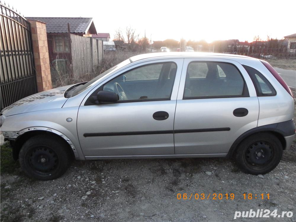 Vand Opel Corsa C pentru piese