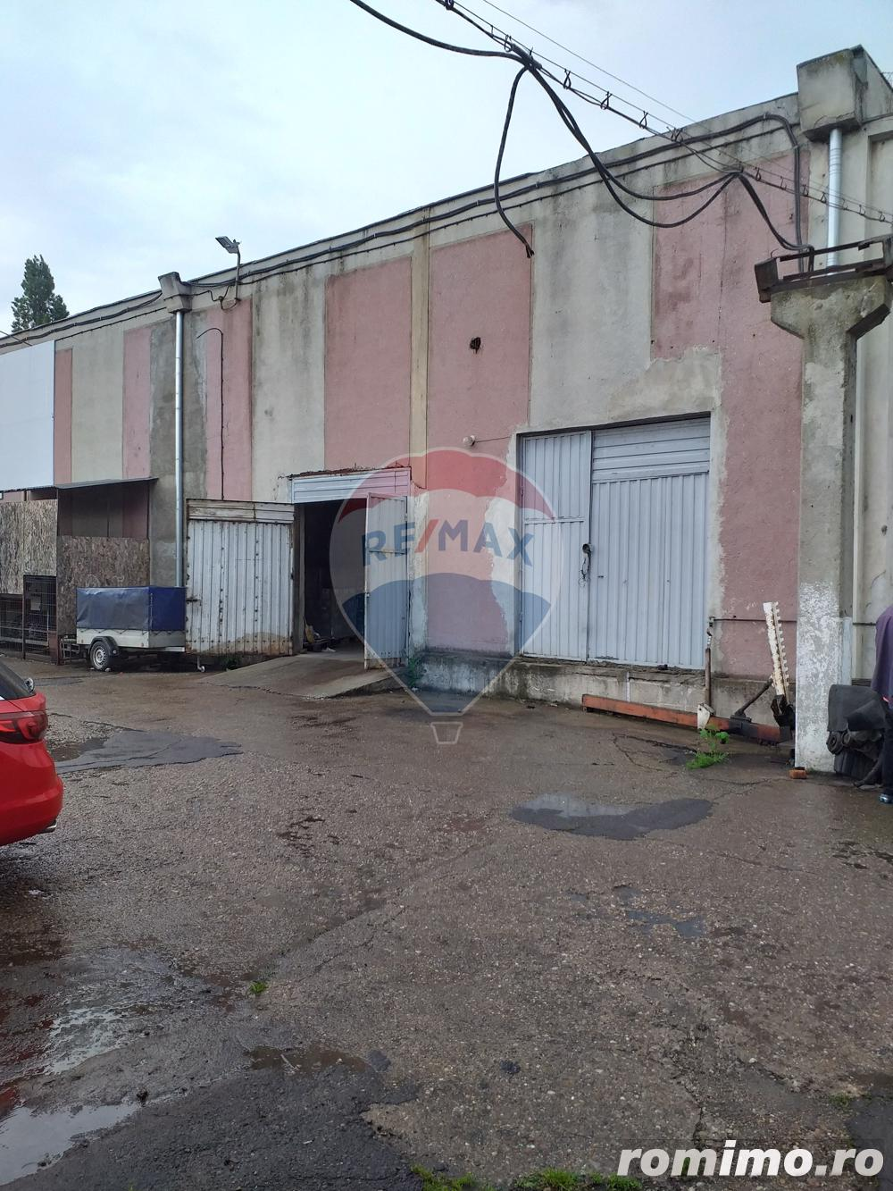 Spațiu comercial de inchiriat zona Nufarul
