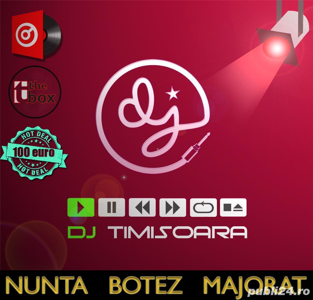 Muzica pentru evenimente speciale (DJ - BOTEZ/NUNTA)