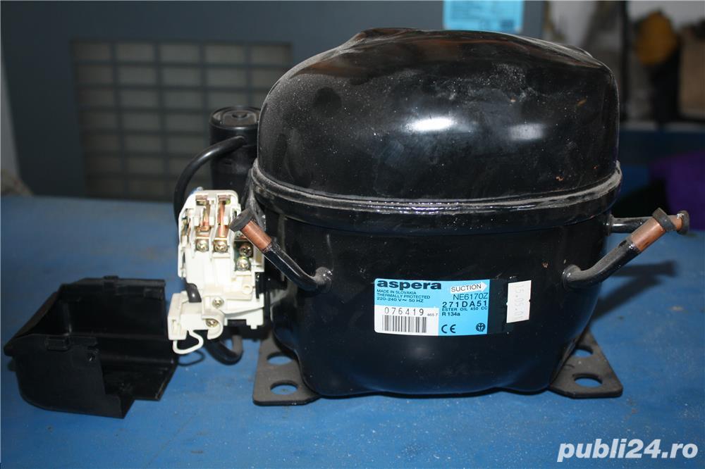 Motoare compresor frigider,camera frigorifica aspera, embraco,acc,etc.