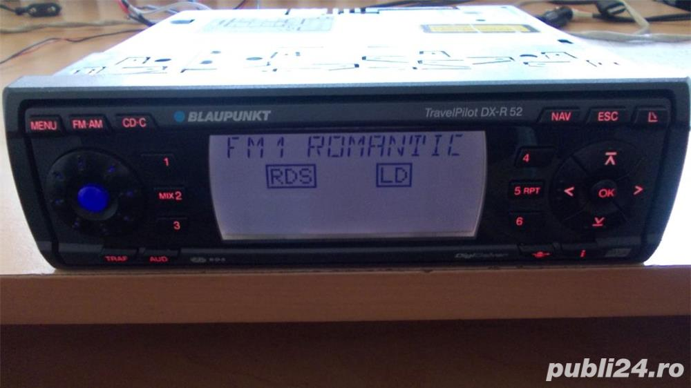 Radio cd navigare auto BLAUPUNKT TravelPilot Dx-R52,Germany