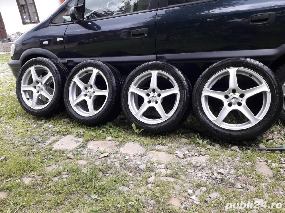 """4 jante aluminiu 17"""" pe Vw Passat, Audi A4,A6 cu anv 235/45R17"""
