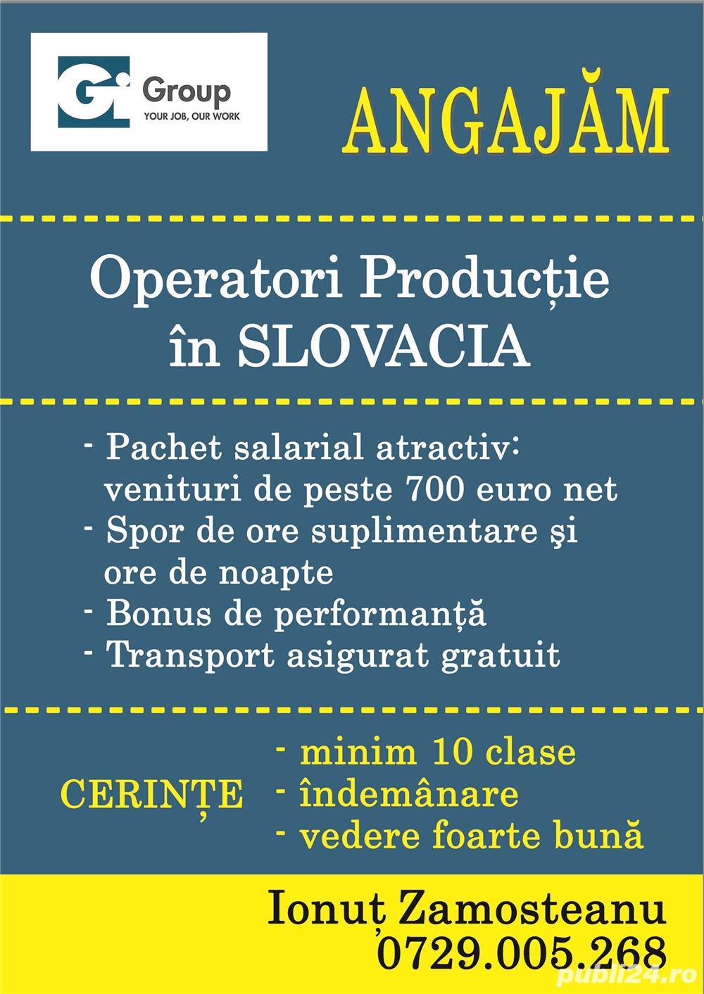 Angajam muncitori necalificati in Slovacia - cazare si masa calda. id30
