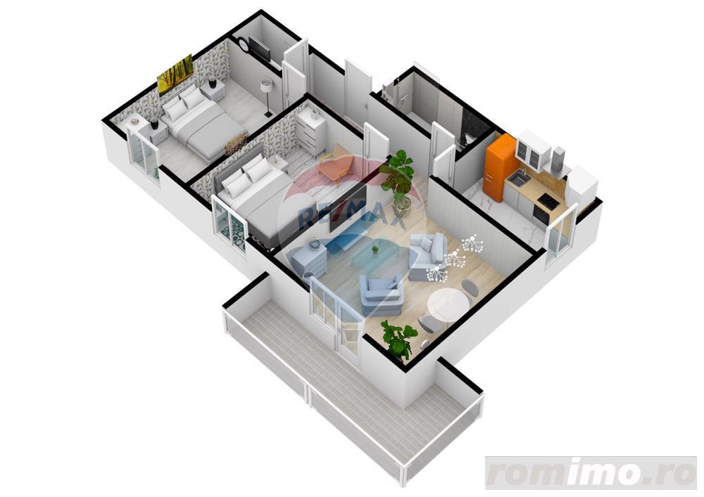Apartament cu 3 camere | COMISION 0% | DEZVOLTATOR