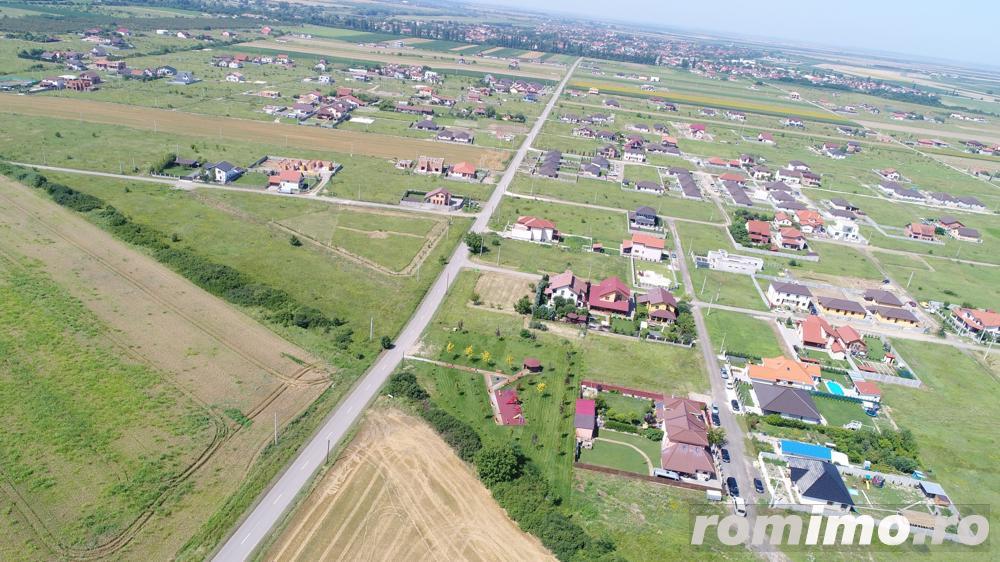 Teren pt Duplex Sag-zona Manastire